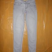 XS-S, поб 44-46, крутейшие укороченные джинсы скинни Denim Co
