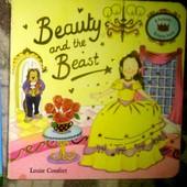 Книга на английском для детей Принцесса и Чудовище!!!