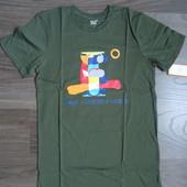 Распродажа! Качественные футболки 361º, S последний размер