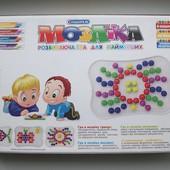 Мозаика для малышей, 100 деталей