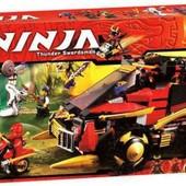 Конструктор Ninja 10325