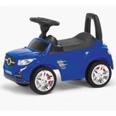 Машинка - каталка RR, синий , звук, свет
