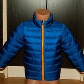 H&M (1\2-2 года) демисезонная курточка для мальчика