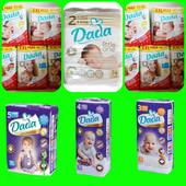 СП по подгузникам Dada Premium, Ххл,