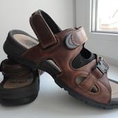 раз.41-42.Кожаные сандалии Clarks