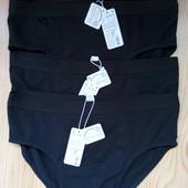 Мужские трусы слипы хлопковые, L/XL, Conte марка Esli™ slip eum 001 black.