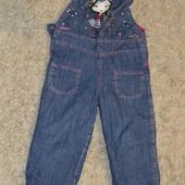 Утепленные штаны, джинсы