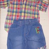шорты на 3-5 лет