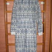 Пижама флисовая,мужская,размер S/М, рост до 185 см