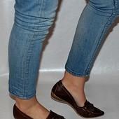 Туфли 39 р Bata, Чехия кожа  оригинал