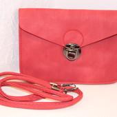 Матовые сумочки для маленьких модниц