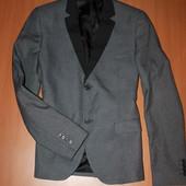 крутой мужской пиджак размер 40