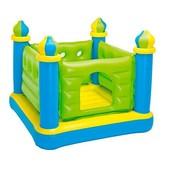Игровой надувной батут Крепость