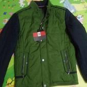 Цена снижена!мужская куртка,курточка 50р Л демисезонная,весенняя