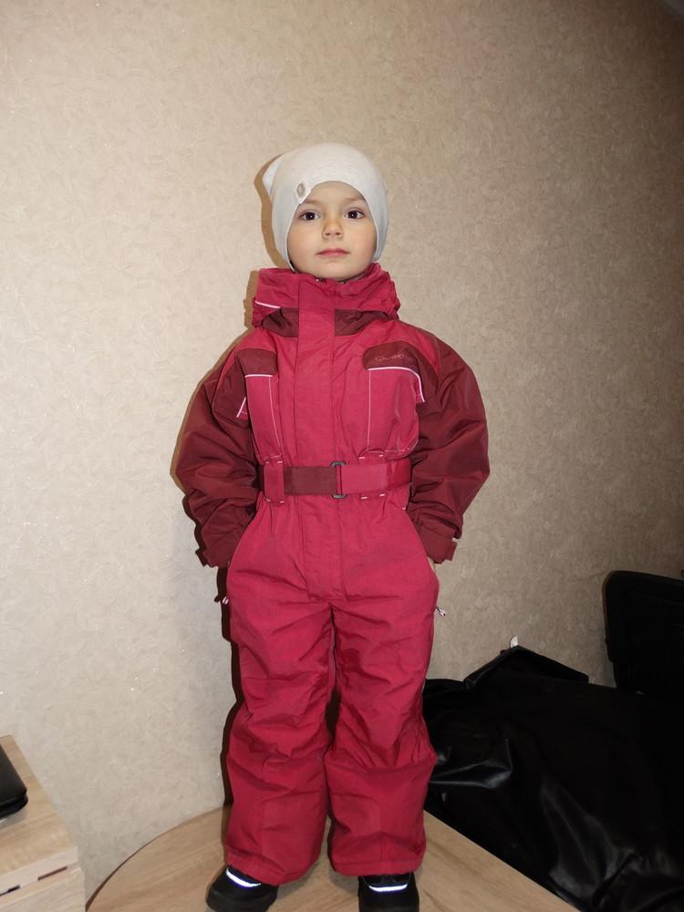 Р.102-109 лыжный термо комбинезон quechua аналог reima фото №1