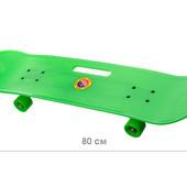 Скейт 79см, колеса PVC