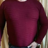 Нарядный свитер баттал производства Турции много цветов