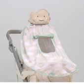 Развивающая игрушка для коляски и автокресла - Тенистый полдень Upf 50 , защита от Uva/uvb лучей
