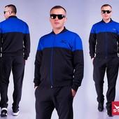 Спортивный костюм, 054/Размеры - 46-48, 50-52, 54-56 Материал - трикотаж двухнить +дайвинг
