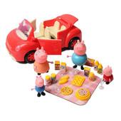 Машинкой «Пикник со свинкой Пеппой» (peppa, pepa, пепа)