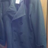 Пальто мужское новое