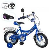 Велосипед 2-х колесный  P 1443A Profi  14 дюймов