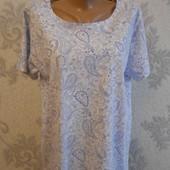 Трикотажная футболка EWM в идеальном состоянии L - xL