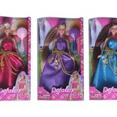 Кукла Defa Lucy 8195, Принцесса, типа Рапунцель, Барби