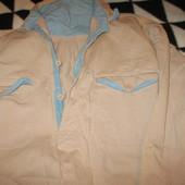 Рубашка трикотажная,мужская,р.54-56.st.michael.