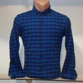 Распродажа! Мужская тёплая рубашка Sayfa, Турция.