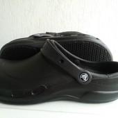 Мужские кроксы, размер М-11. 44, оригинал