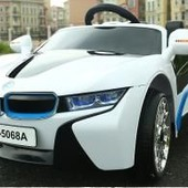 Электромобиль BMW 1888