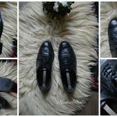 Кожаные туфли-броги Marks&Spencer ,р-р 42