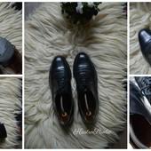 Брендовые кожаные туфли отличного качества Англия ,р-р 43