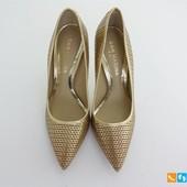 Туфли женские из натуральной кожи San Marina 38 размер (арт. 2343)