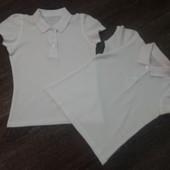 Новая футболка поло на 4-5 лет