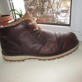 Кожаные ботинки AM 43 р