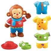 """Vtech развивающая игрушка """"Одень обезьянку!"""""""