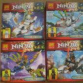 Конструктор Ниндзяго - 4 вида