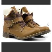 Демисезонные ботинки 41размер фирма Plato