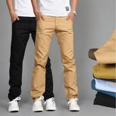 Коттоновые брюки, чиносы Gap р30-30