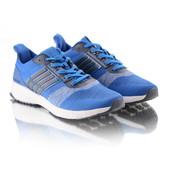 Мужские кроссовки 12487-88 синие и черные