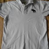 Тениска фирменная Abercrombie & Fitch р.46-48 М