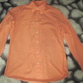 Новая фирменная мужская рубашка,Sutherland р.2XL 100%коттон