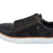 Мужские мокасины multi shoes solo черные