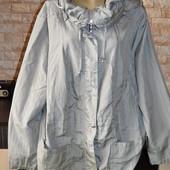 Куртка -ветровка , великий розмір 56-58