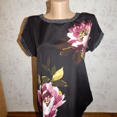 Oasis блузка стильная модная рS