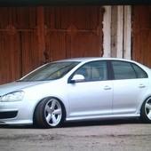 Пороги-обвес на Volkswagen