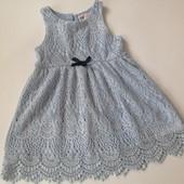 кружевное платье р.92