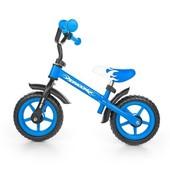 Детский беговел Milly Mally Dragon, колеса Eva 10 , звоночек 9 цветов
